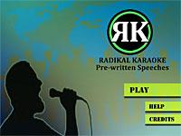 Radikal Karaoke - belén gache